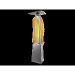 Инфракрасный обогреватель уличный газовый Ballu BOGH-15E с пультом ДУ